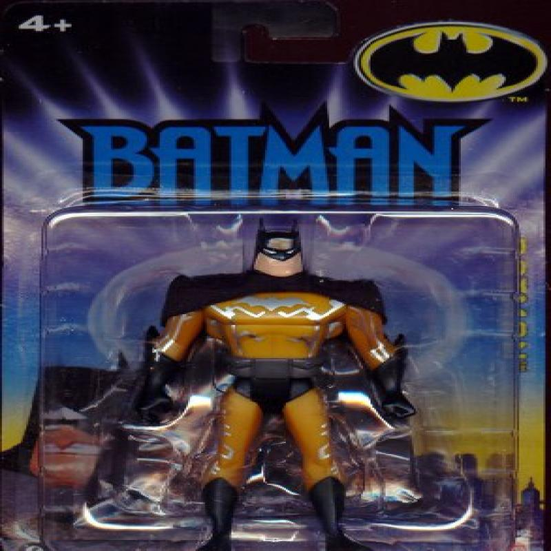 Batman & Robin Batman Mattel DC 2008 Action Figure by