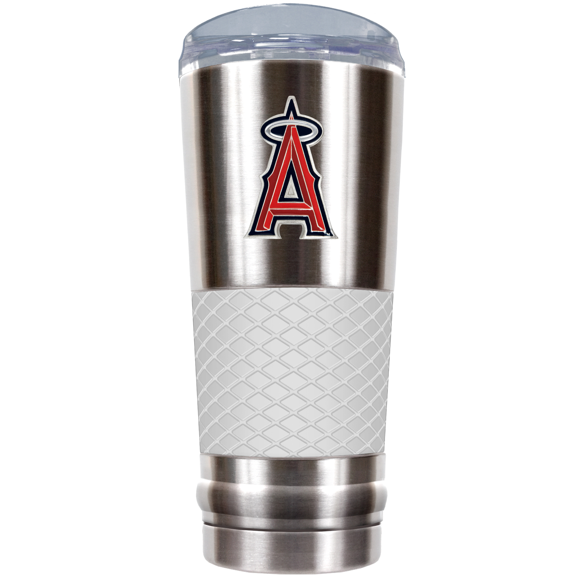 Los Angeles Angels 24oz. Draft Tumbler - White - No Size