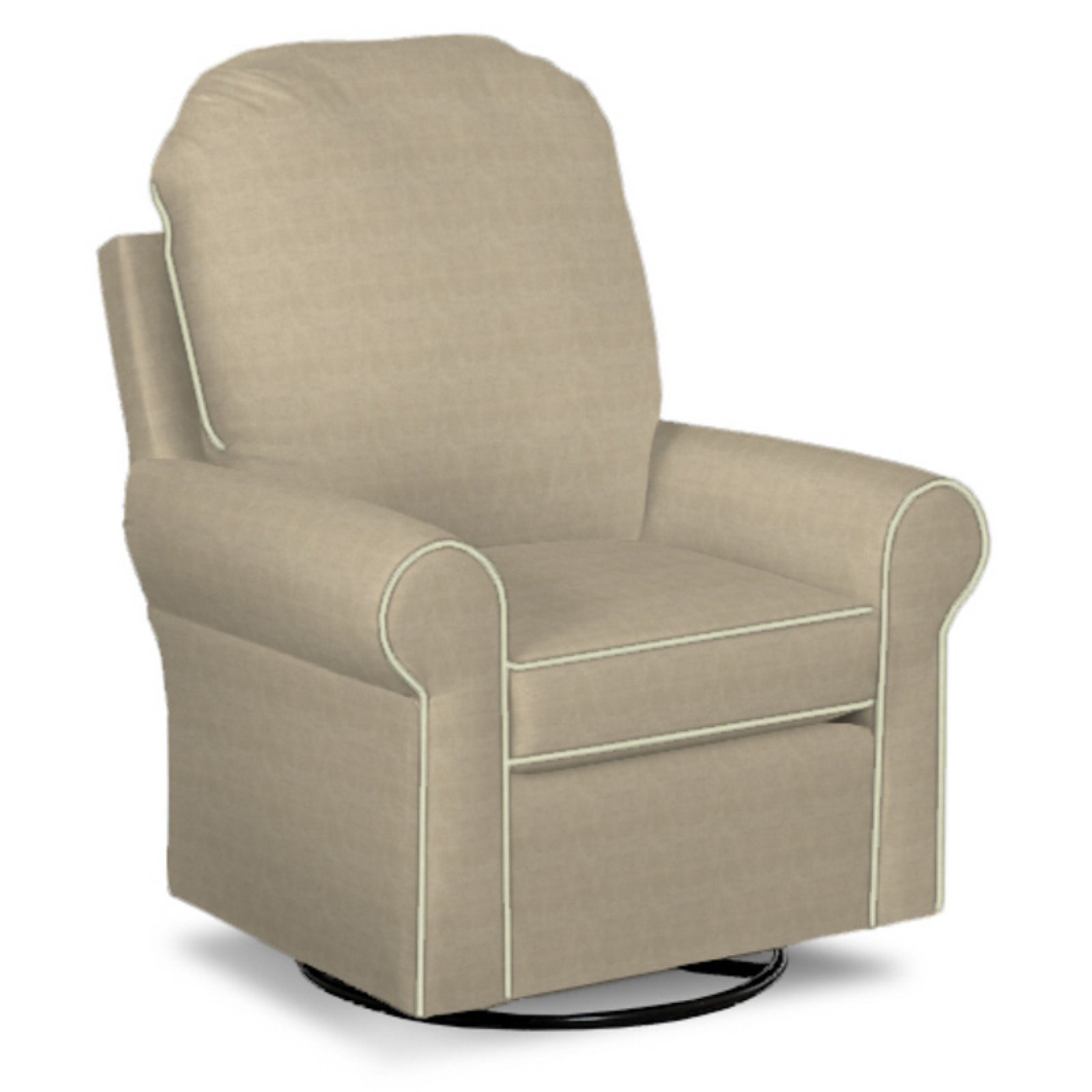 Nursery Classics by Klaussner Suffolk Swivel Gliding Rocker
