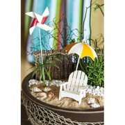 Evergreen Enterprises, Inc Mini Garden 4 Piece Beach Days Set
