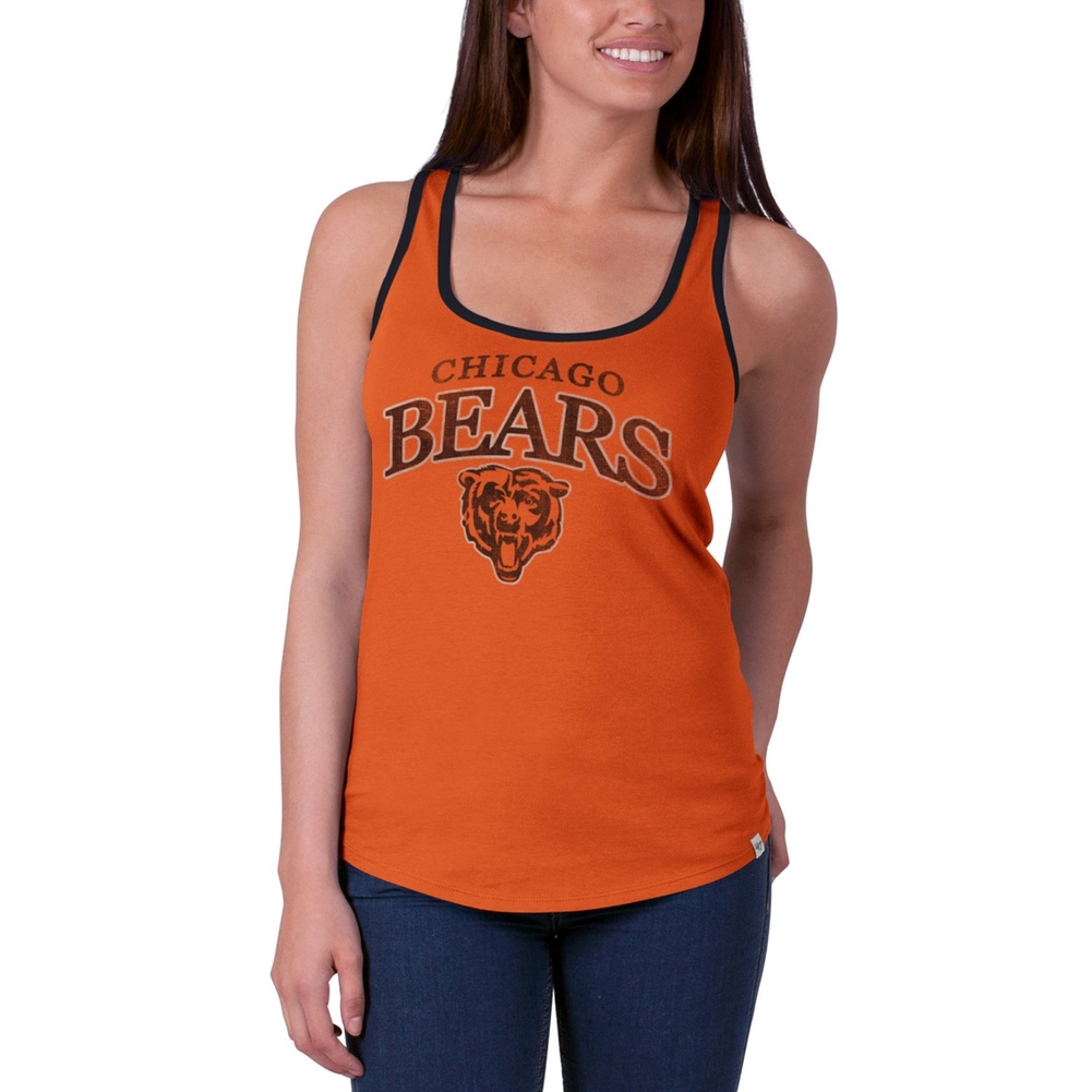 Chicago Bears - Logo Headway Juniors Tank Top