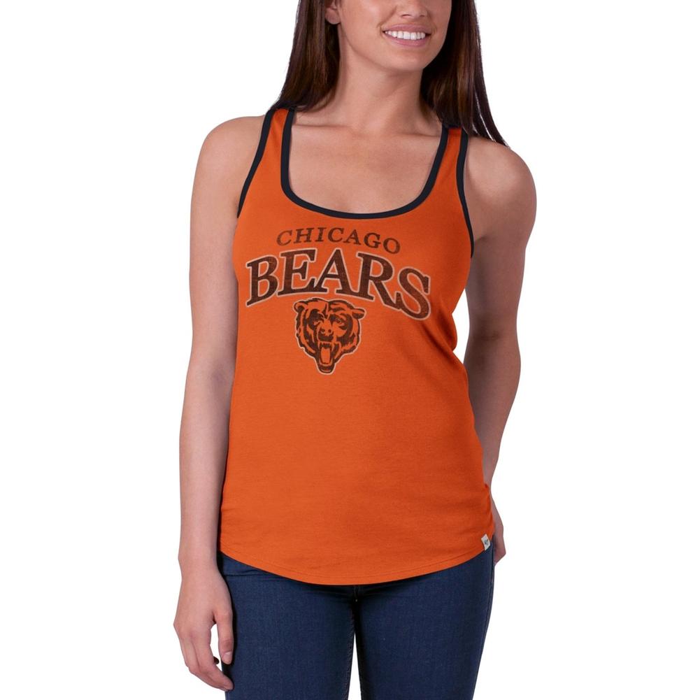 Chicago Bears - Logo Headway Juniors Tank Top