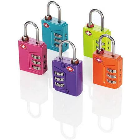 Conair Travel Smart Tsa 3 Dial Combo Locks Tsn90ts