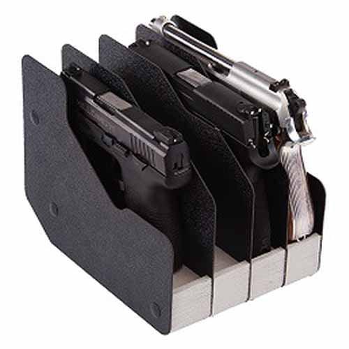 Altus BenchMaster Four Gun Pistol Rack