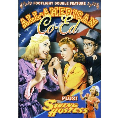 All-American Co-Ed (1941)   Swing Hostess (1944) by ALPHA VIDEO DISTRIBUTORS