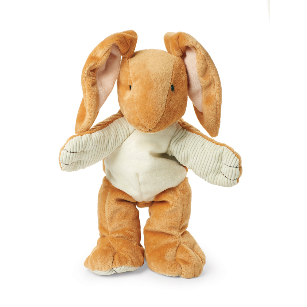 Guess How Much I Love You: Nutbrown Hare Hand Plush Puppet