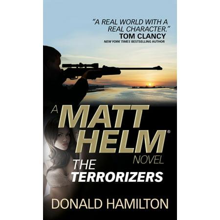 Matt Helm - The Terrorizers - The Hound Helm