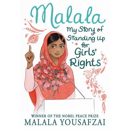 Malala : My Story of Standing Up for Girls' (Come Fill My Glass Up A Little More)