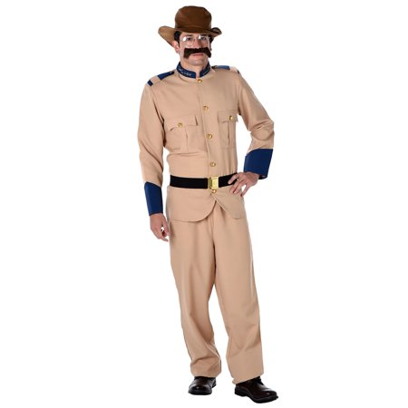 Mens Teddy Roosevelt Halloween Costume - Roosevelt Party Halloween