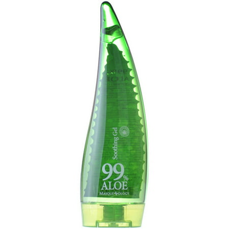 Masqueology 99% Aloe Soothing Gel, 8.81 Fl Oz