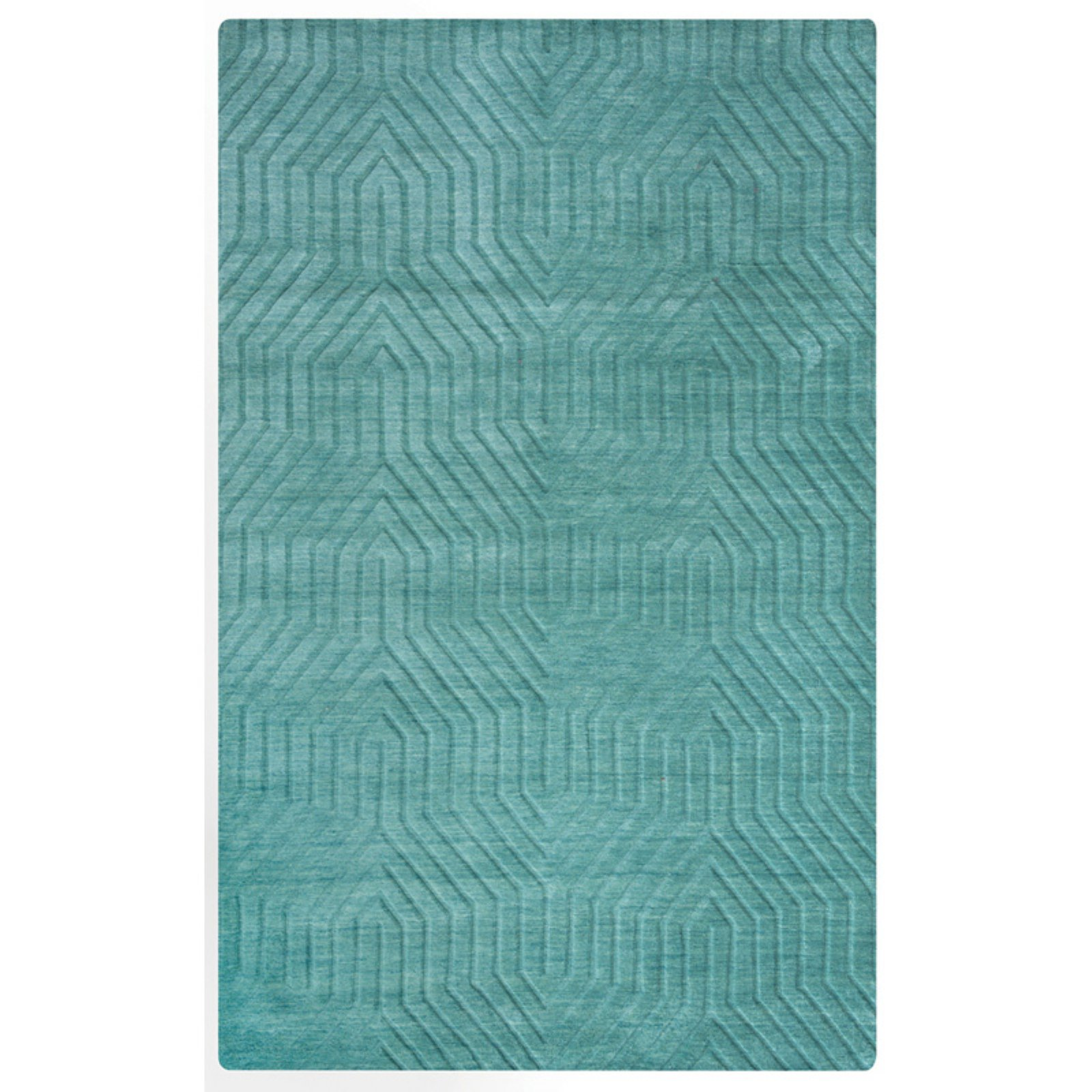 Rizzy Home Technique TC8577 Rug - (8 Foot x 10 Foot)