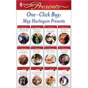 One-Click Buy: May Harlequin Presents - eBook