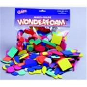 Wonderfoam Wonderfoam Decorative Foam Shape, Pack 264