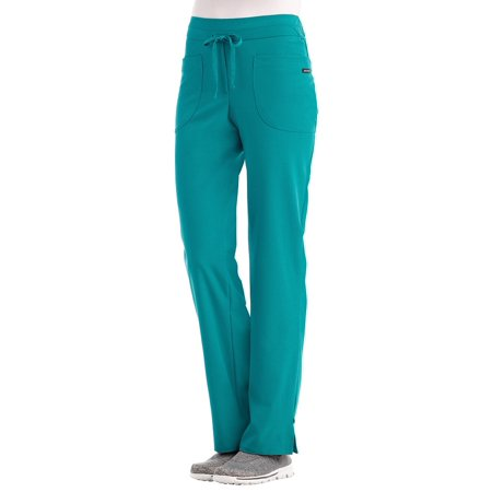 04e3735f3e4 Jockey - Classic Fit Collection by Jockey Women's Wide Elastic Waistband  Scrub Pant - Walmart.com