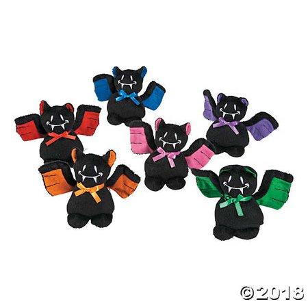 Halloween Stuffed Bats(pack of 1)