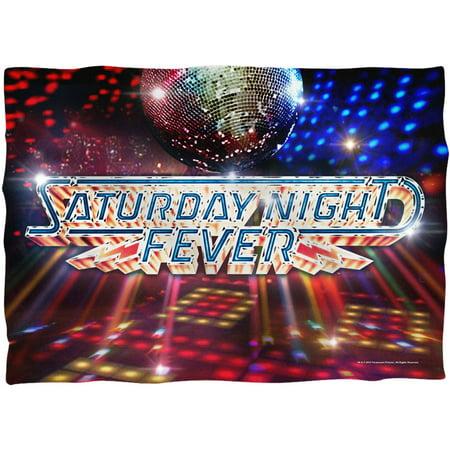 Saturday Night Fever Pillowcase (Saturday Night Fever Clothing Styles)