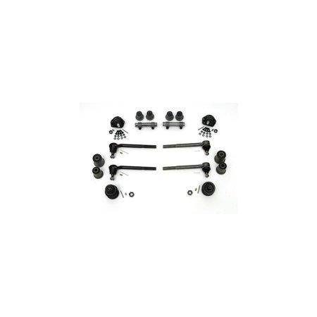 Basic Suspension - Eckler's Premier  Products 40158495 Full Size Chevy Front End Suspension Rebuild Kit Basic