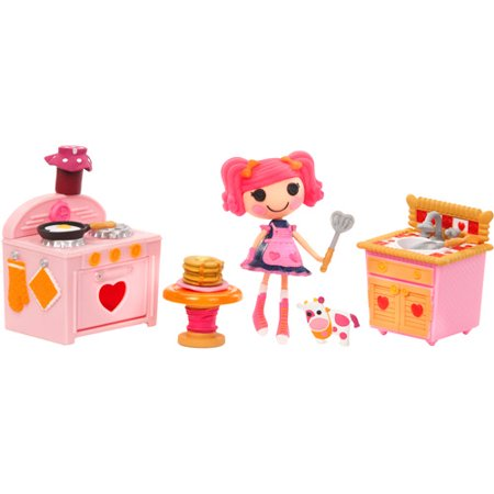 Mini Lalaloopsy Playset, Berry Jars Jam Cook Off - Walmart.com on