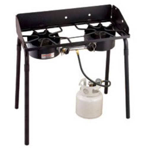 Camp Chef Outdoorsman Double High Burner Camp Stove by Camp Chef