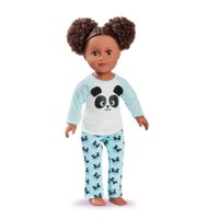 My Life As Panda Pajama Set