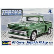 Plastic Model Kit '65 Chevy Stepside Pickup 2-In-1 1:25