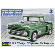 Plastic Model Kit '65 Chevy Stepside Pickup 2-In-1 1:25