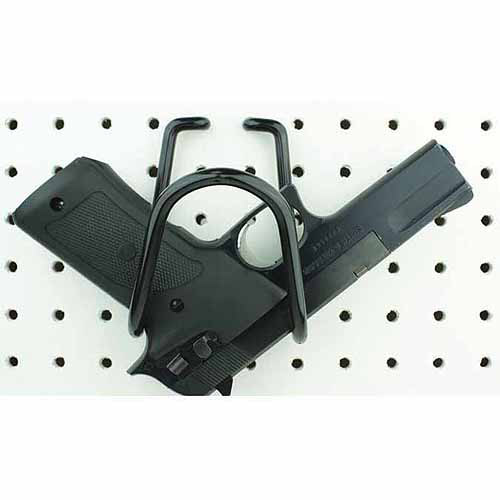 Versatile Rack Peg Board Gun Rack by Generic
