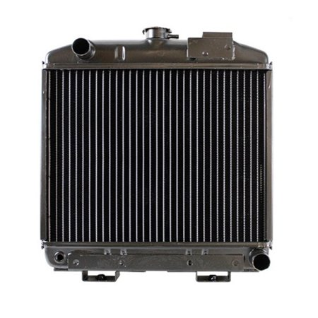 (SBA310100031 New Radiator For Ford New Holland Compact Tractor 1000 1500 1600 +)