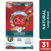 Best Large Breed Puppy Foods - Purina ONE SmartBlend Puppy Large Breed Formula Dry Review