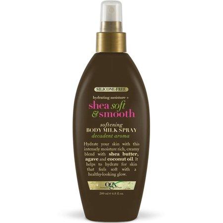 Body Milk Spray (Shea Soft & Smooth Body Milk Spray 6.8 oz)
