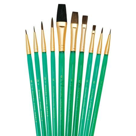 Royal Brush Super Value Brush Set,