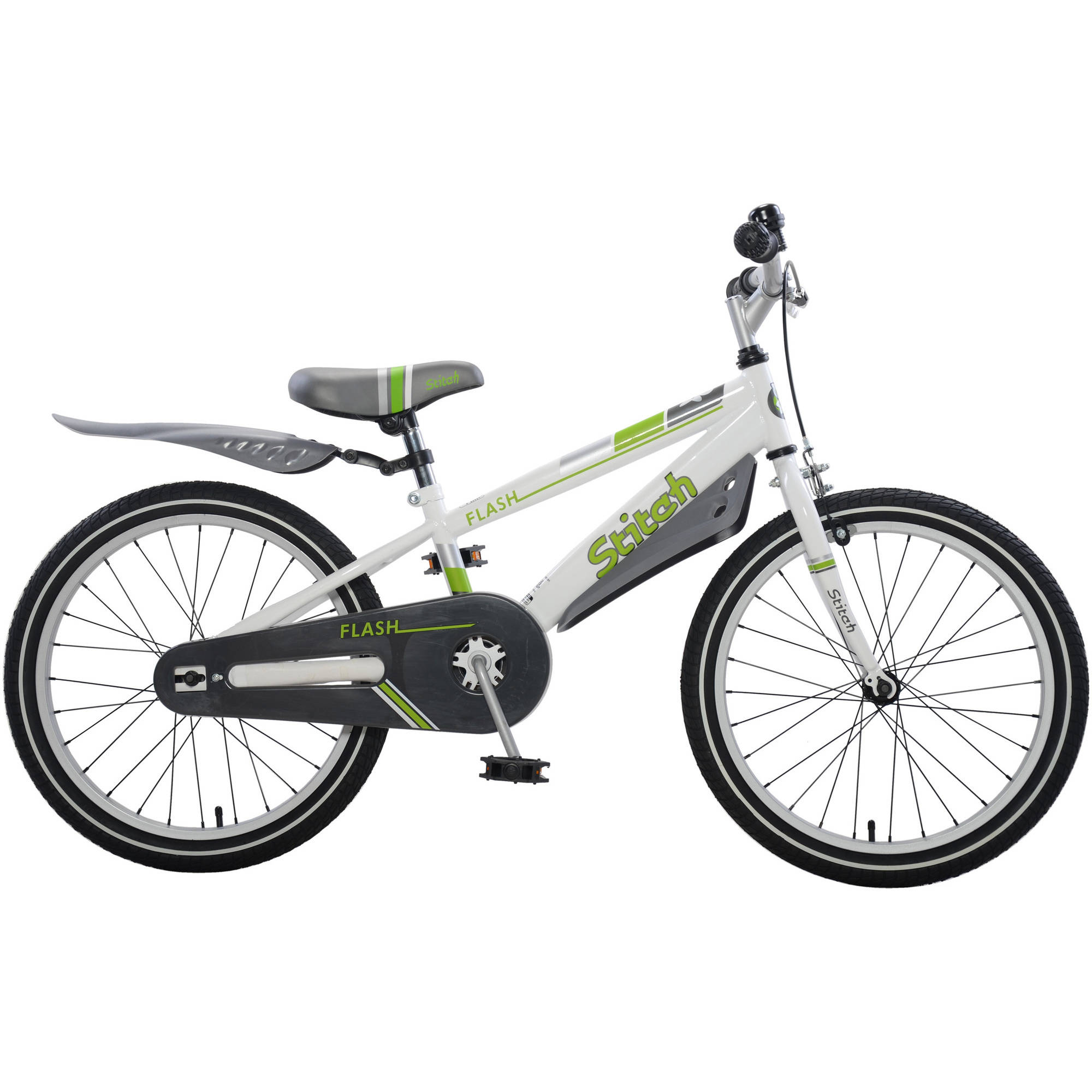 "20"" STITCH Flash Boys' Bike"