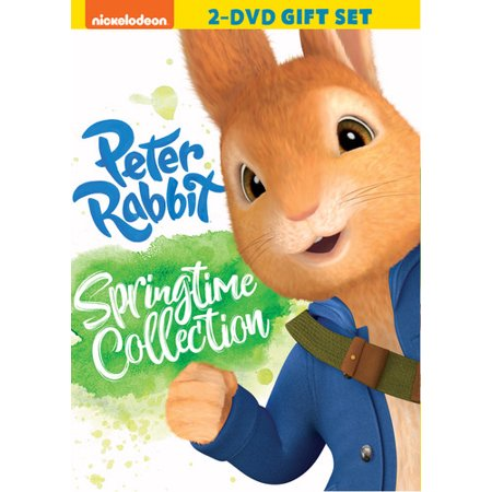 Collection Rabbit - Peter Rabbit Springtime Collection (DVD)