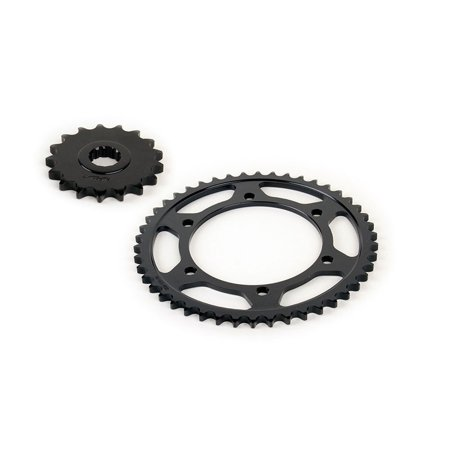 1994 - 1998 Yamaha YZF-750R 530 Conversion Front And Rear Sprocket 17/46