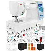 Best Janome Embroidery Machines - janome memory craft horizon 8200 qcp computerized sewing Review