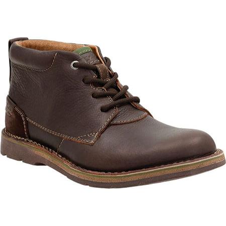 6c287e3c16d9 Clarks - Men s Edgewick Mid Ankle Boot - Walmart.com