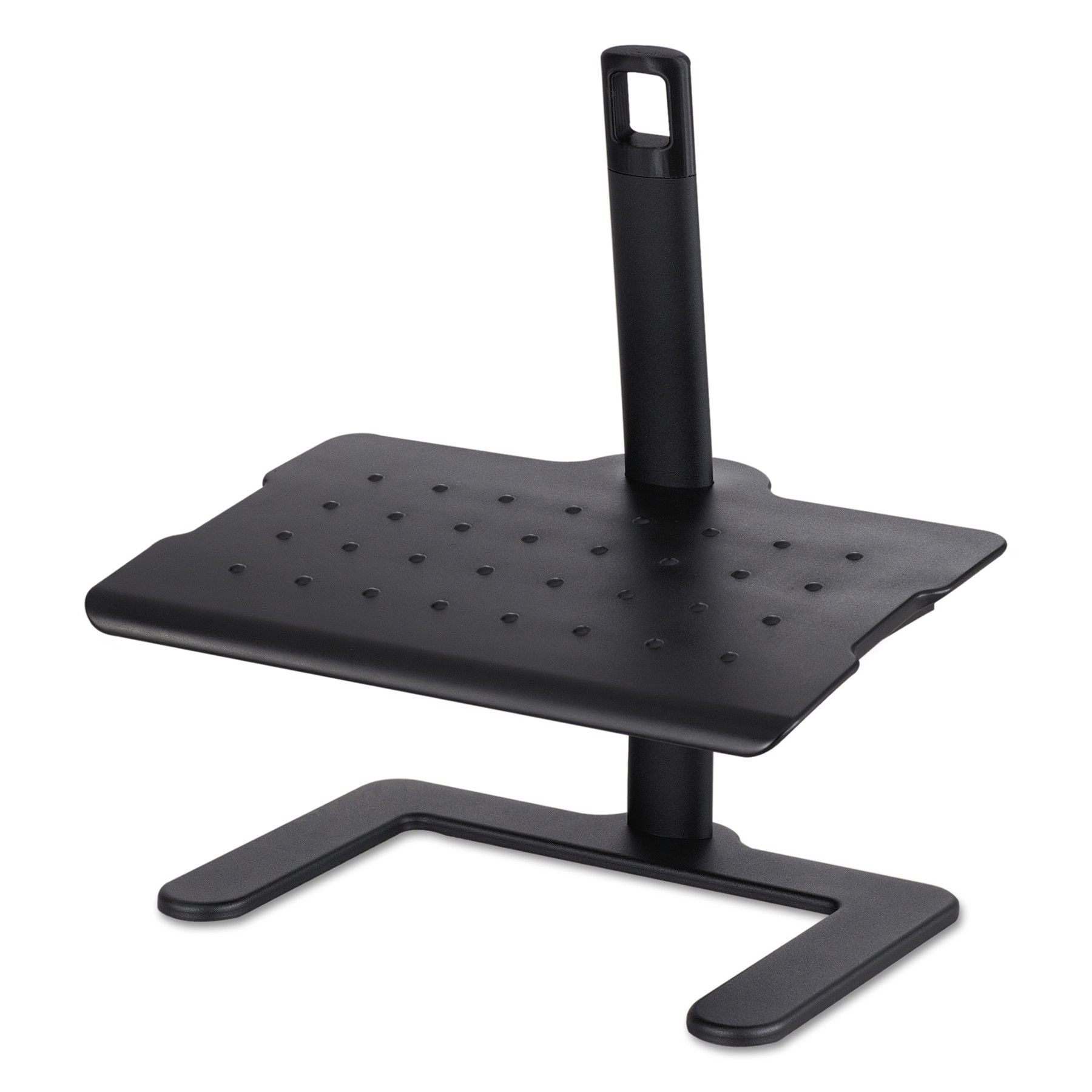 Safco Height Adjustable Footrest, 20 1/2w X 14 1/2d X
