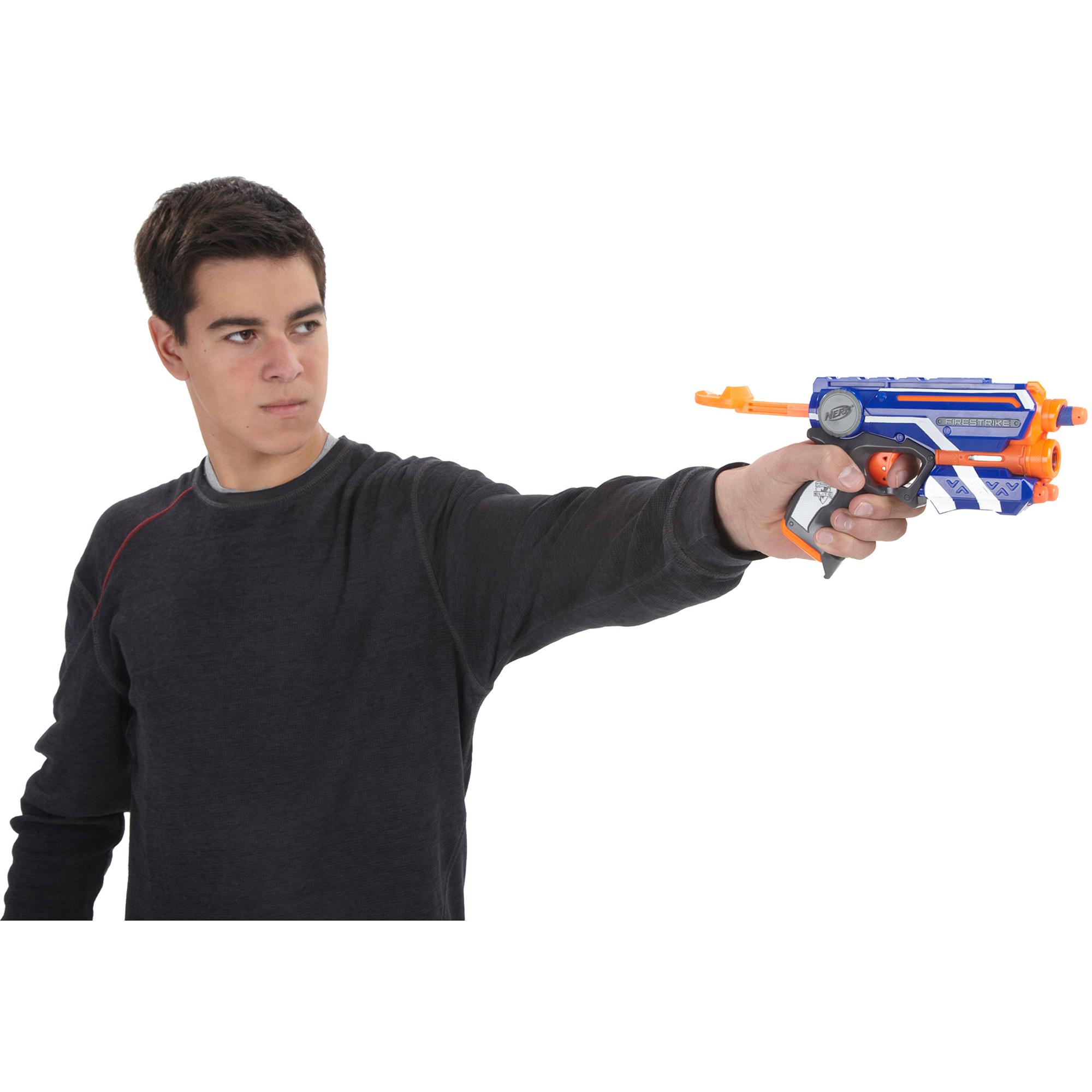 NERF  53378  N Strike Elite Firestrike Blaster