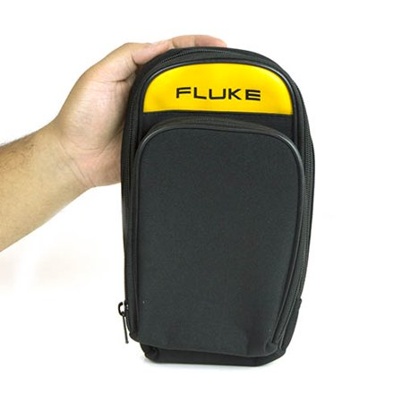 Fluke C125 Zippered Soft Carrying Case with Detachable External -