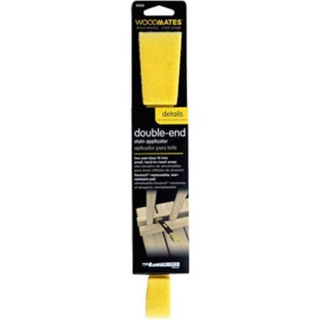 Mr. LongArm 0368 Woodmates Double-End Stain Applicator, The product is Double End Stain Applicator By Mr Long