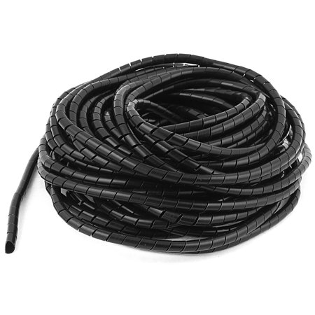 Stupendous Unique Bargains Home Tv Cable Wire Manager Spiral Wrapping Band Tidy Wiring Cloud Mangdienstapotheekhoekschewaardnl