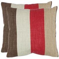 Safavieh Carmen Geometric Pillow, Set of 2
