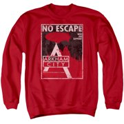 Arkham City No Escape Mens Crewneck Sweatshirt