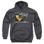 Warehouse 13 Rheticus Compass Big Boys Pullover Hoodie