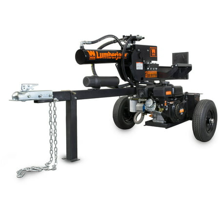 WEN Lumberjack 22-Ton Gas-Powered Log Splitter, CARB Compliant