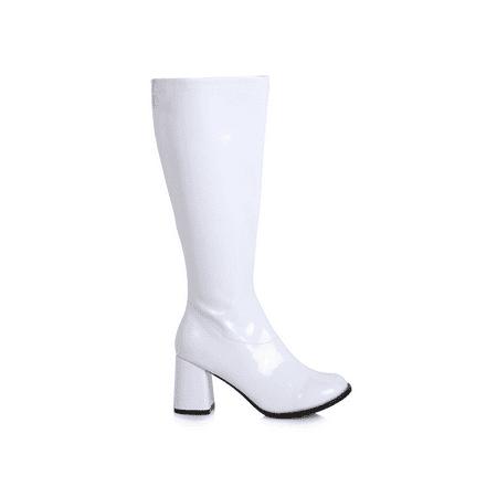 Wide Calf Halloween Boots (Women's 3 inch Wide Width GoGo)