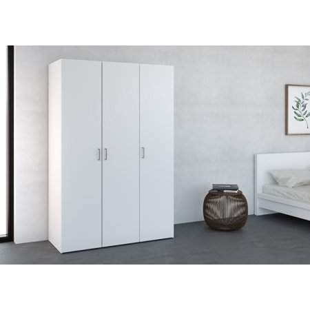 Space Wardrobe with 3 Doors