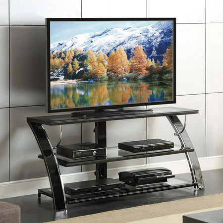 whalen camarillo 50 in tv stand. Black Bedroom Furniture Sets. Home Design Ideas