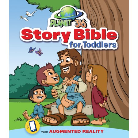 Planet 316 Story Bible for Toddlers (Board Book)