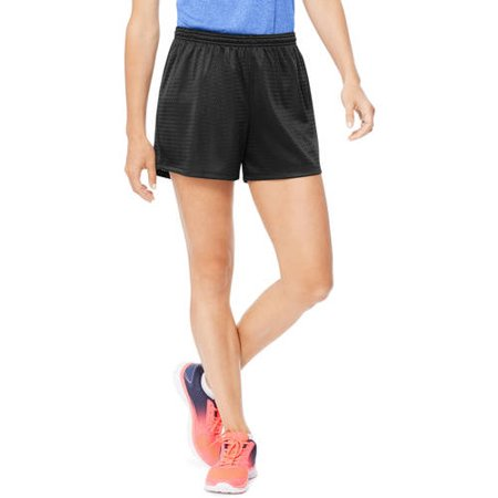 Click here for Hanes Sport Womens Mesh Shorts prices